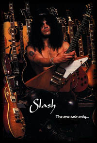 Slash the one and only